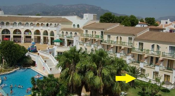 Apartamentos Jardin Playa Larga Tarragona Of Hotel En Miami Playa Tarragona Hotel Pino Alto
