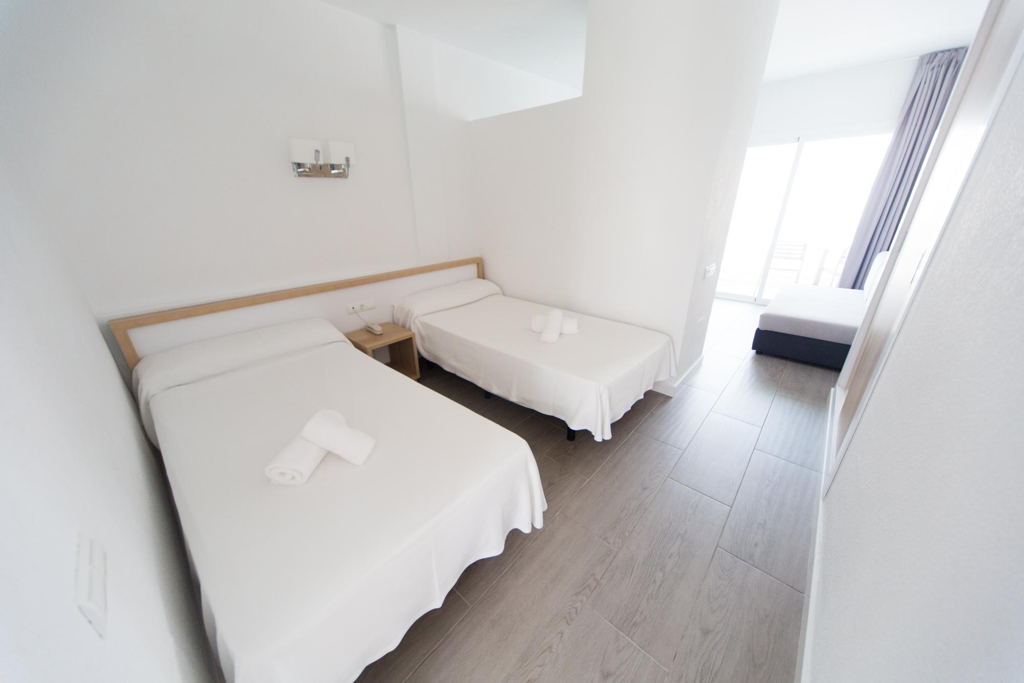 Luxury accommodation in San Antonio, Ibiza   The Beach Star