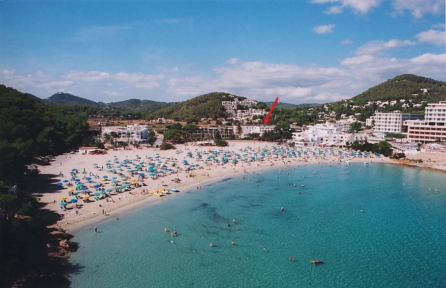 Apartamentos Cala Llonga Playa - Cala Llonga, Ibiza