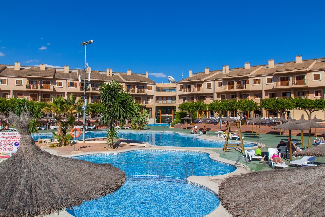alicante hoteles a pie de playa
