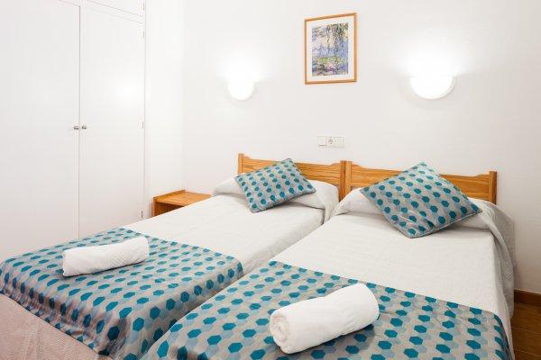 Aparthotel Cala Vadella - Appartamenti mare Cala Vadella Ibiza