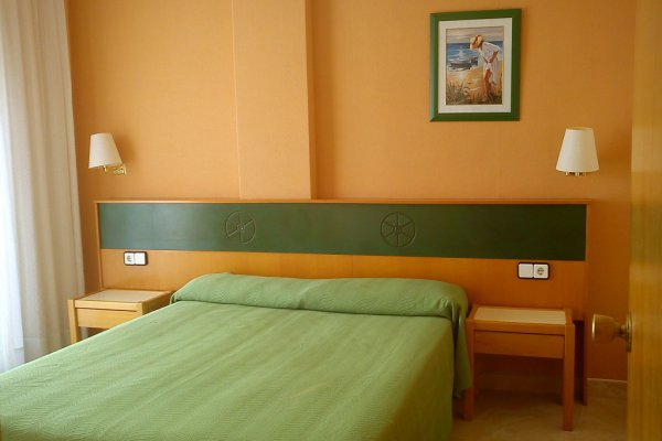 Double room with lounge 3/5 peolpe