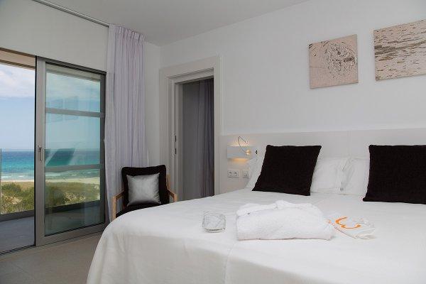 Doppel Zimmer mit Verbindungstür, Meerblick und Zugang zum Spa