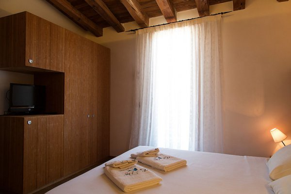 Double room with balcony, Menorca