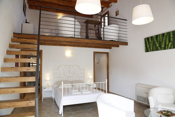 Suite quadruple duplex - Es Vedra