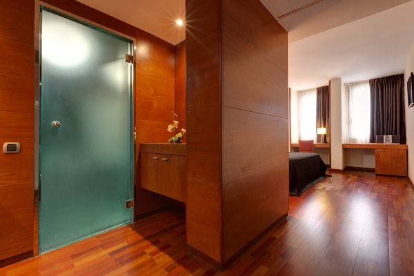 Deluxe Room with Spa Access